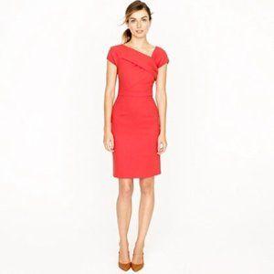 J.CREW Origami dress size 6